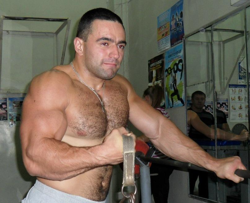 Рустам Бабаев